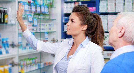 Rusça Diyalog - Eczaneden ilaç Satın Almak