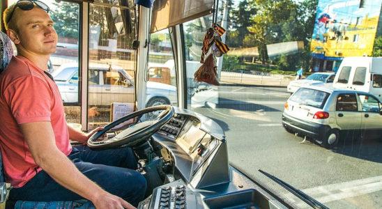 Rusça Diyalog - Otobüs Şoförüne Acele Ettirmek