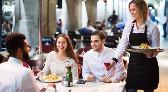 Rusça Diyalog - Restoranda Akşam Yemeğinden Sonra